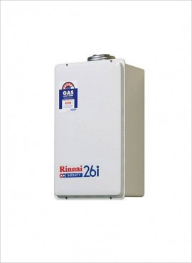 Rinnai 26 litre Gas Geyser (Internal)