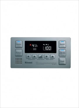 Rinnai Bathroom Remote Control