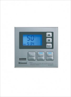 Rinnai Kitchen/ Laundry Remote Controller