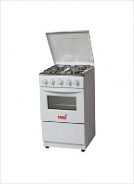 Totai 4 Burner Gas Stove (no grill) – White (03/T300AA)
