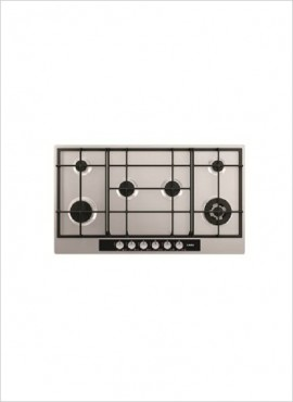 AEG 6-Burner Gas Hob – S/Steel HG9564405M