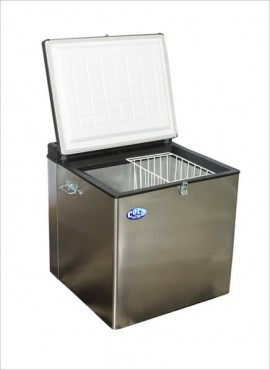 Cold Factor 90 litre 3-Way Camping Freezer (CF90GES)