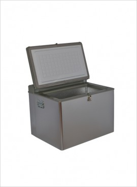 Cold Factor 45 litre 3-Way Camping Freezer (CF45GES)