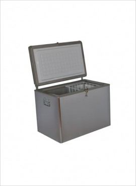 Cold Factor 45l S/Steel Cooler Box CF45CB