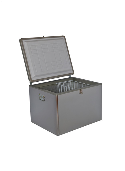 Cold Factor 65l S/Steel Cooler Box CF65CB