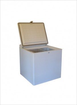 Cold Factor 100l Gas/Elec Chest Freezer – White (CF100GE)