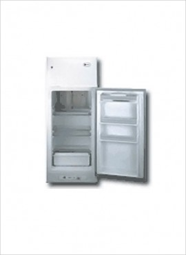 Zero 230l Gas/Elec Upright Fridge (GR265D)