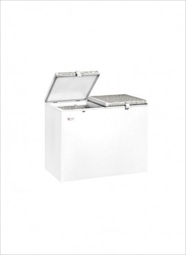 Zero 236l Gas/ Elec Chest Fridge-Freezer (GFR260DB)