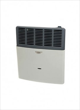Eskabe Wall–Mounted 30m² Gas Heater – Unvented (MX5)