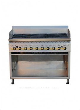 5-Burner Gas Griller – Floor Model