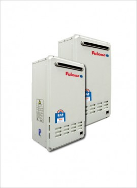 Paloma E-Z Linked 40l/ minute Gas Geysers