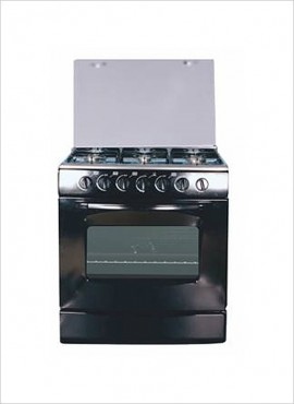 Totai 6-burner Gas Stove (No Grill) Black (T600AB)