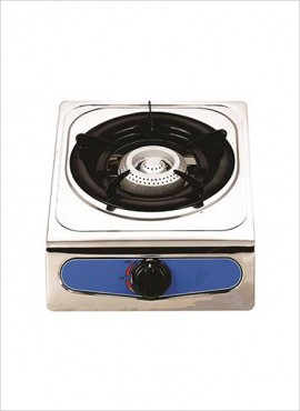 Totai Single Burner Gas Hotplate – S/Steel (26/001A)