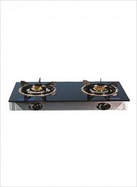 Totai 2-burner Gas Hotplate – Glass Top 26/013A